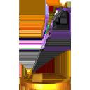 Trophée Bâton maléfique 3DS
