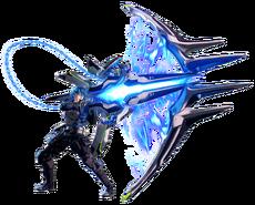 Art Héros & Arrow Legion Astral Chain