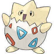 Artwork Togepi RFVF