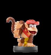 Amiibo Diddy Kong SSB