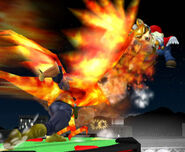 Captain Falcon Melee Profil 4