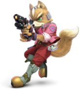 Art Fox rouge Ultimate