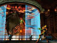 Artwork Reine Parasite Metroid Prime