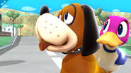 Duo Duck Hunt SSB4 Profil 1