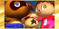 Félicitations Villageois 3DS All-Star