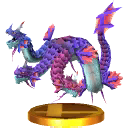 Trophée Hydra 3DS