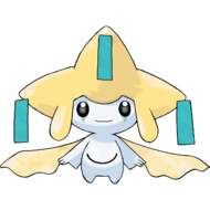 Artwork Jirachi RS