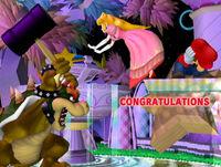 Félicitations Bowser Melee Classique