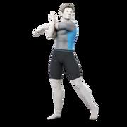 Art Entraîneur Wii Fit Ultimate