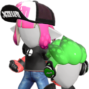 Chapeau Inkling 2 Ultimate