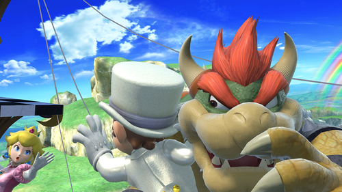 Félicitations Bowser Ultimate