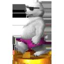 Trophée Ours polaire 3DS