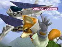 Félicitations Fox Melee Classique