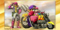 Félicitations Wario 3DS All-Star