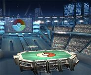 Stade Pokémon 2 Brawl 1