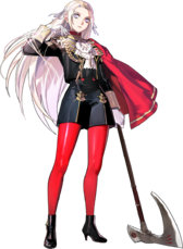 Art Edelgard TH