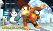 Félicitations Diddy Kong Brawl Classique
