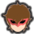 Icône Joker blanc Ultimate