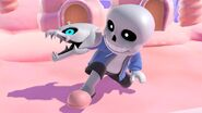 Sans Costume Ultimate
