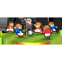 Trophée Joueurs de football 3DS