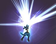 Lucario Smash final Brawl 1