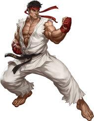 Ryu Street Fighter III