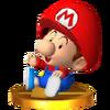 Trophée Bébé Mario SSB4 3DS