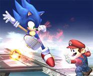 Sonic Profil Brawl 4