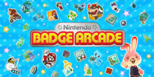 Logo Badge Arcade