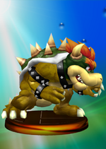 Trophée Bowser Smash