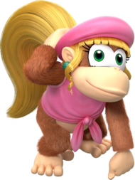 Art Dixie Kong TF