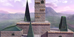 Image illustrative de l'article Château d'Hyrule