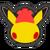 Icône Pikachu femelle Ultimate