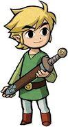 Link Minish Cap