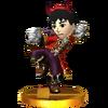 Trophée Boxeur Mii alt 3DS