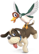 Art Duo Duck Hunt bleu Ultimate