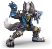Art Wolf bleu Ultimate