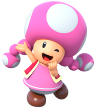 Artwork Toadette MP10