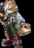 Fox Artwork SSBB