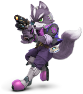 Art Fox violet Ultimate