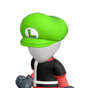 Chapeau Luigi Ultimate