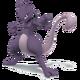 SSB4 Mewtwo violet