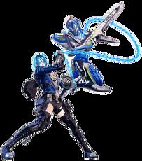 Art Héroïne & Sword Legion Astral Chain