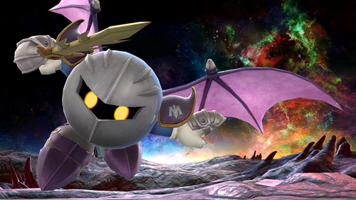 Félicitations Meta Knight Ultimate