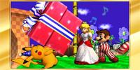 Félicitations Pikachu 3DS All-Star