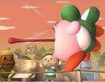 Kirby attaques Brawl 9
