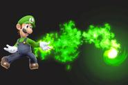 Luigi Boule de feu Ultimate