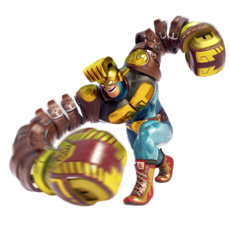 Art Max Brass ARMS