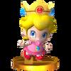 Trophée Bébé Peach SSB4 3DS
