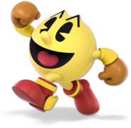 Art Pac-Man jaune Ultimate